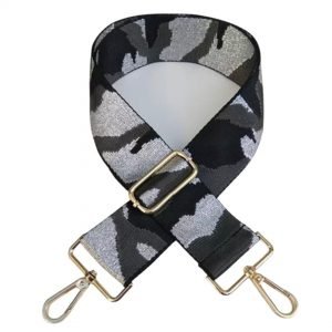 Camo-Detachable-Bag-Strap-in-Gold-Khaki-or-Silver-Marlow-Buckinghamshire-United-Kingdom-Toria-Lee-Accessories