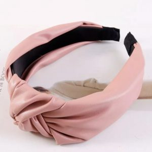 Faux-Leather-Headband-in-Dusty-Pink-or-Black-Marlow-Buckinghamshire-United-Kingdom-Toria-Lee-Accessories