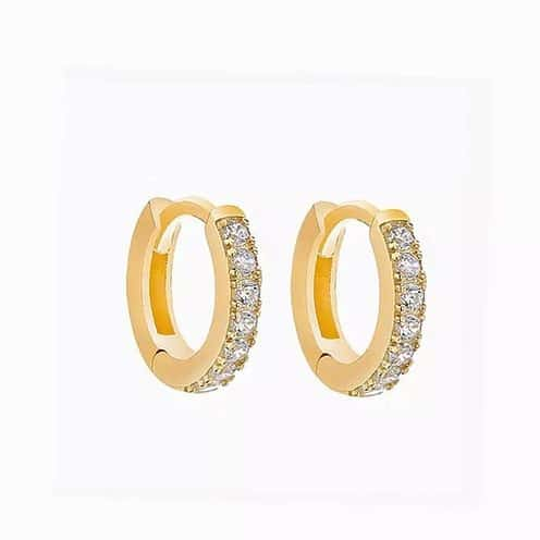 Heidi-Gold-Huggie-Hoop-Earrings-with-Crystals-Marlow-Buckinghamshire-United-Kingdom-Toria-Lee-Accessories