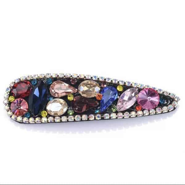 Rhinestone-Hairclip-in-Pink-or-Blue-Marlow-Buckinghamshire-United-Kingdom-Toria-Lee-Accessories