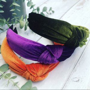 Velvet-Knot-Headbands-in-Various-Colours-Marlow-Buckinghamshire-United-Kingdom-Toria-Lee-Accessories