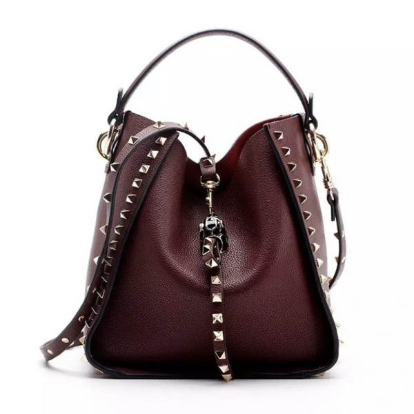 Tabitha-Studded-Bag-in-Wine-Marlow-Buckinghamshire-United-Kingdom-Toria-Lee-Accessories
