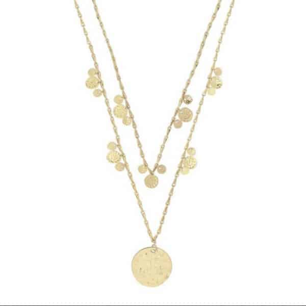Spice-Court-Double-Row-Gold-Necklace-Marlow-Buckinghamshire-United-Kingdom-Toria-Lee-Accessories