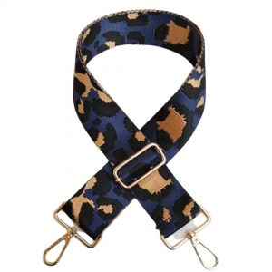 Leopard-Detachable-Bag-Strap-in-Navy-Marlow-Buckinghamshire-United-Kingdom-Toria-Lee-Accessories