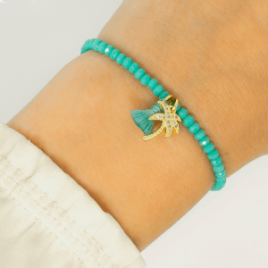 Olympus-Turquoise-Crystal-Beaded-Bracelet-Marlow-Buckinghamshire-United-Kingdom-Toria-Lee-Accessories