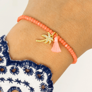 Olympus-Coral-Crystal-Beaded-Bracelet-Marlow-Buckinghamshire-United-Kingdom-Toria-Lee-Accessories