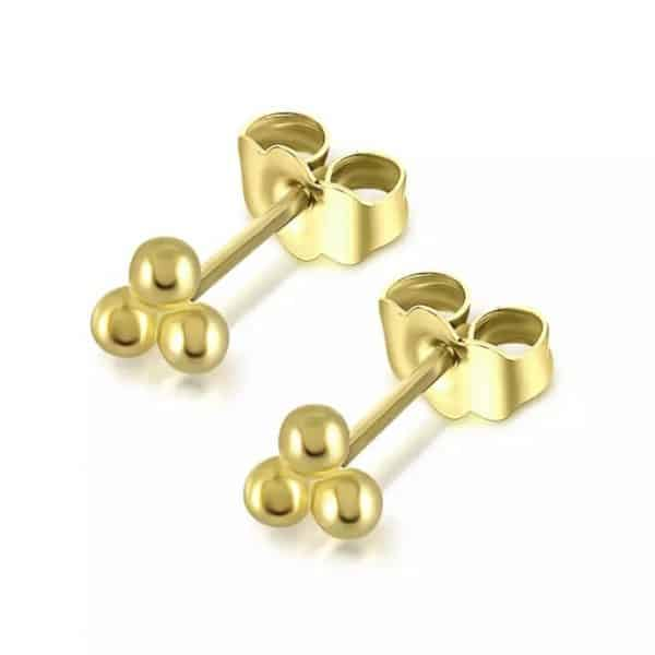 Cary-Stud-Earrings-in-Gold-or-Silver-Marlow-Buckinghamshire-United-Kingdom-Toria-Lee-Accessories