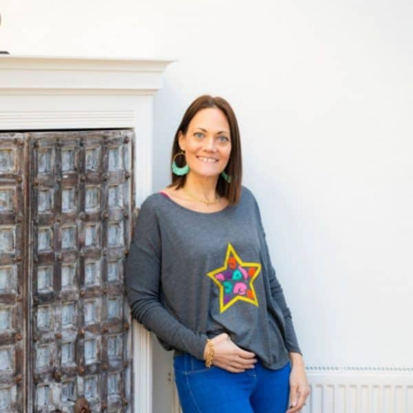 grey-long-sleeve-star-t-shirt-gold-pink-green-orange-Marlow-Buckinghamshire-United-Kingdom-Toria-Lee-Accessories