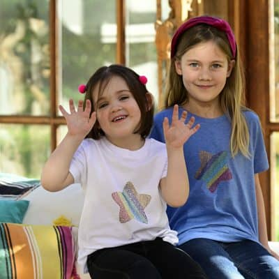 Kids-Rainbow-Crystal-Star-T-Shirt-in-White-and-Blue-Marlow-Buckinghamshire-United-Kingdom-Toria-Lee-Accessories