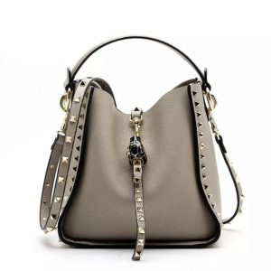 Tabithat-Leather-and-Stud-Shoulder-Bag-in-Stone-Toria-Lee-Accessories-Marlow-Buckinghamshire-United-Kingdom